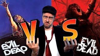 Old vs New: Evil Dead – Nostalgia Critic