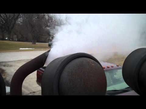 Smokey Cold Start