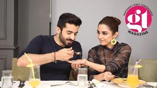 Dinner with Stars of Parey Hut Love Sheheryar Munawar, Maya Ali, Zara Noor Abbas & Shahbaz Shigri