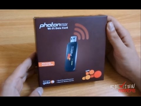 Tata Photon Max Wi-Fi data card - Features and Specifications