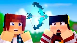 Minecraft Origem #16 -  MELHOR ARCO DO MUNDO!!