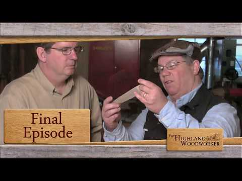 Preview: The Highland Woodworker,  Episode 34