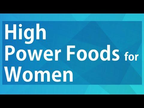 High Power Foods for Women - Beat Super Foods for Women's Health - Women's Health