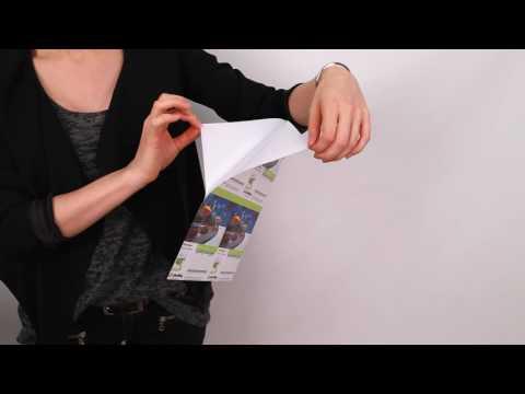 Self-Adhesive Glossy Photo paper ColorWay