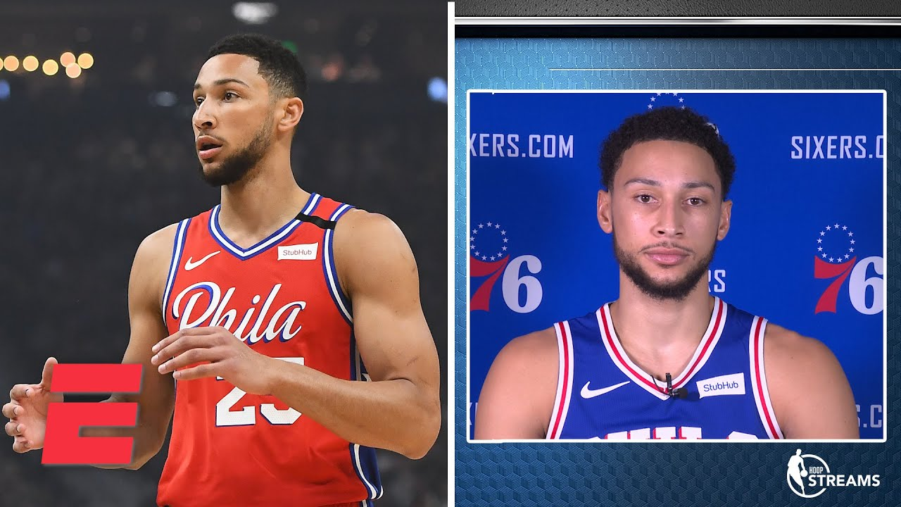 Ben Simmons: 'I'm one of the best defenders in the NBA' | NBA on ESPN