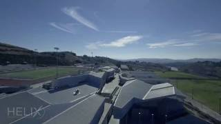 HELIX: My High School Featured in Tons of Movies - Diamond Ranch High School