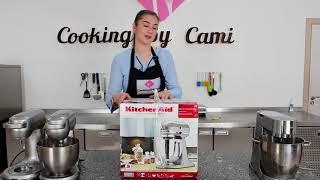 ОБЗОР МИКСЕРОВ Bork/kitchen Aid/kenwood
