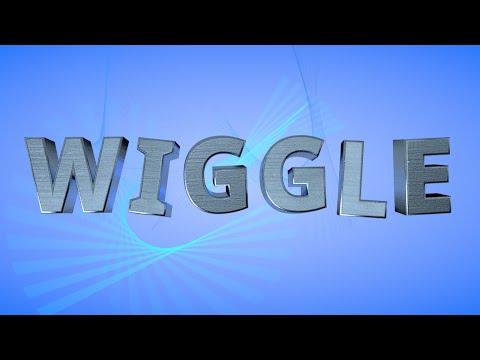 Tutorial I Blender Animation Nodes Wiggle Effect