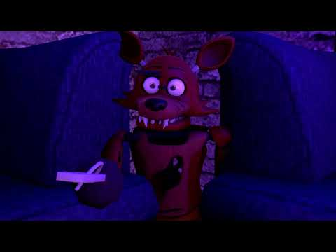 [SFM FNAF] Foxy's Family: TV Time-Out