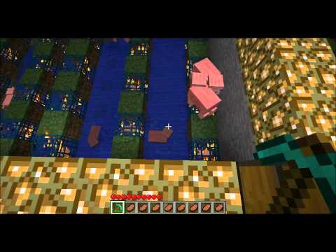 Minecraft : Cooked Pork Factory