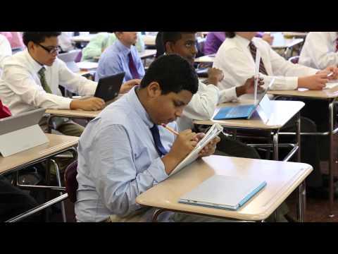 Fordham Preparatory School: Academics