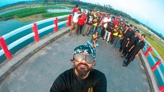 চলনবিল    Bike Ride    BIKERZ OF SIRAJGONJ    Get Together    BOS   Explore Outdoor