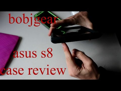 Bobj Rugged Case for ASUS ZenPad S8 Z580 REVIEW