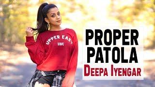Proper Patola  Namaste England  Deepa Iyengar Choreography  Bollywood Dance
