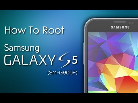 How-To Easily Root Samsung Galaxy S5 Verizon sm-g900v By Geek Mobile