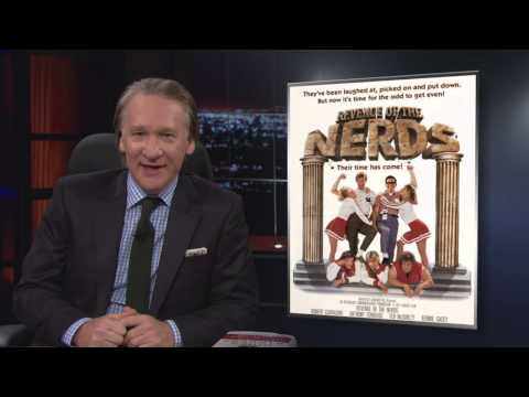 Real Time with Bill Maher: It's Time to Ban Fraternities (HBO)