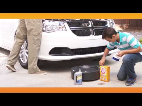 How to Clean Grease – Cleaning Car Grease with Baking Soda - ARM & HAMMER™