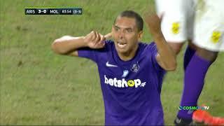 Άρης - Μόλντε (3-1) Highlights - Europa League - 15/8/2019 | COSMOTE SPORT