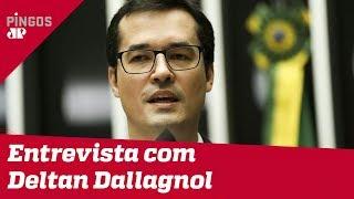 Entrevista com o procurador Deltan Dallagnol