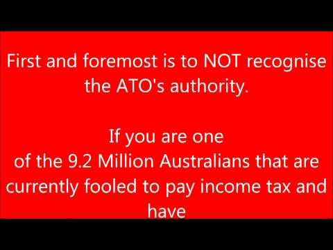 Australian Taxation Office aka ATO