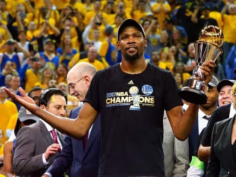Golden State Warriors Win The NBA FINALS! KD GETS HIS FIRST RING! NBA FINALS THOUGHTS/REACTION