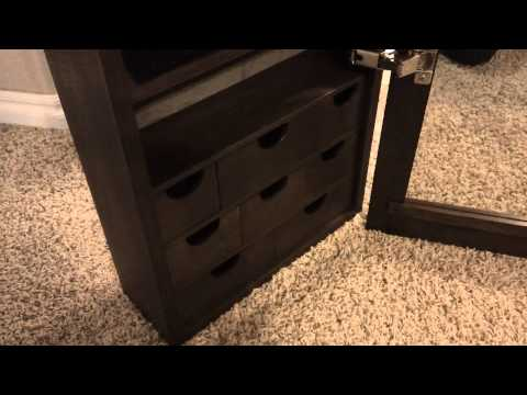 Jewelry Box Armoire