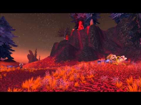 Bloodmyst Isle - Walking trough - World of Warcraft