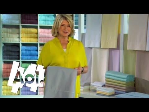 Tips For Buying the Best Sheets | Martha Stewart