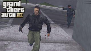 Grand Theft Auto III (PS2 Classic) [PS4] Free-Roam Gameplay #5