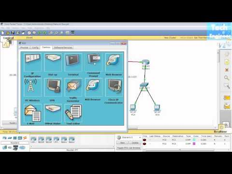 Configure Dynamic Routing - EIGRP (Enhanced Interior Gateway Protocol) in Cisco Routers