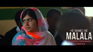HE NAMED ME MALALA  Featurette: The Story (NOW PLAYING)!