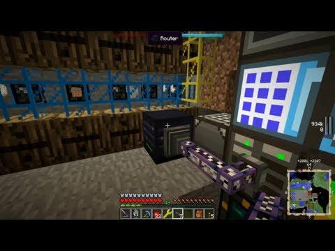 FTB Unleashed Ep10: From barrels to ME storage