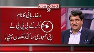 CapitalTV; Rejection of Raza Rabbanis