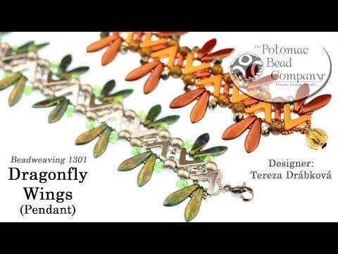 Dragonfly Wings Bracelet