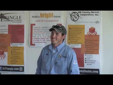 Hill County Electric - Career Spotlight: Journeyman Lineman