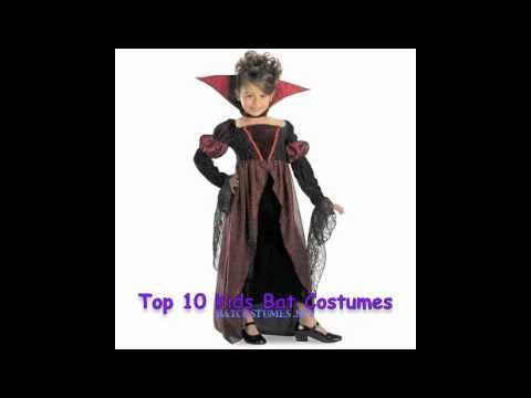 Top 10 Kids Bat Costumes