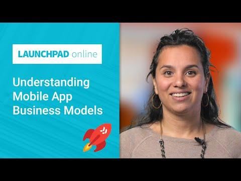 Launchpad Online: Understanding Mobile App Business Models