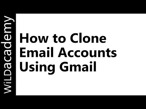 How To Back Up or Clone an Email Account