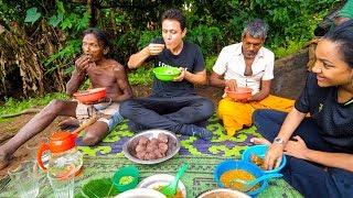 Incredible UNSEEN FOOD in Sri Lanka - Indigenous Vedda Tribe!