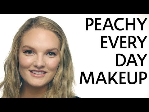 Get Ready With Me: Peachy Every Day Makeup   Sephora