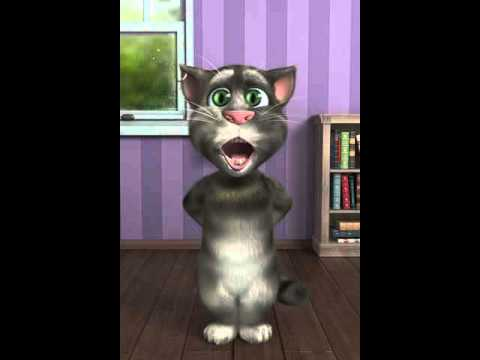 Talking Tom my squeaky voice