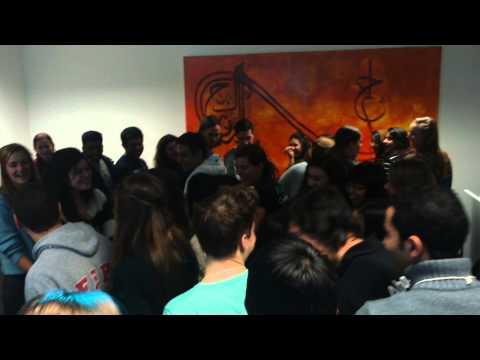 iTtT Newcastle 2014 - AIESEC Portugal Roll Call ~ Patinhos