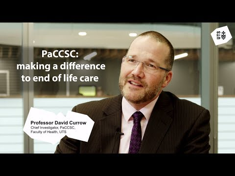 Palliative Care Clinical Studies Collaborative: making a difference worldwide