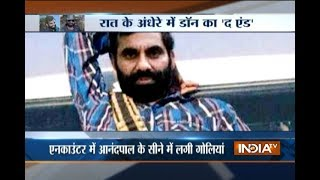 Gangster Anandpal Singh, with Rs 5 lakh reward on head, killed in encounter in Rajasthan