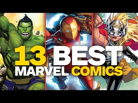 13 Best Marvel Comics YOU SHOULD BE READING!