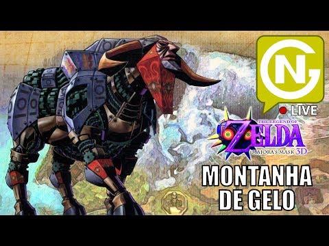 A Segunda Dungeon e mais Quests! | Zelda: Majora's Mask 3D #5