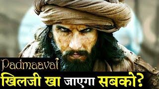 Ranveer Singh Might Over Shadow Deepika Padukone-Shahid kapoor in PADMAAVAT