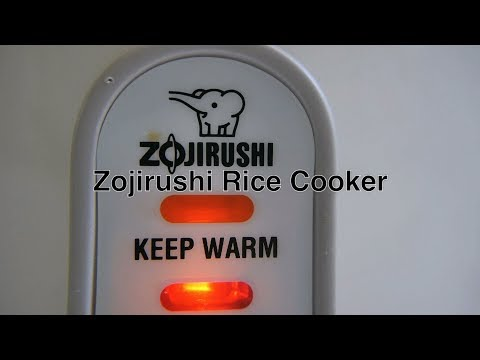 Zojirushi Rice Cooker Made in Japan / Best Cooking For White & Brown Rice Recipes w/ Instructions