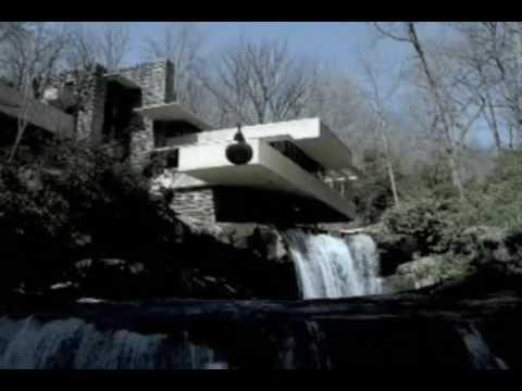 Demolished - Frank L. Wright's Falling Water