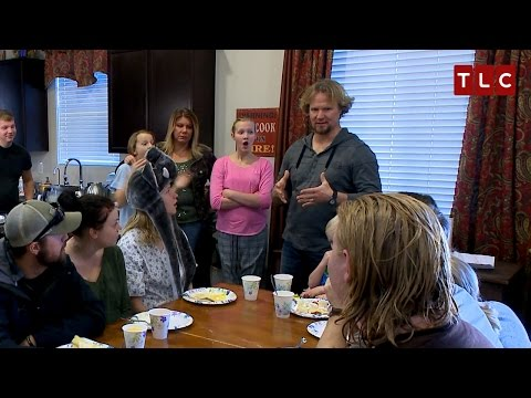 Kody Announces the Family Vacation | Sister Wives